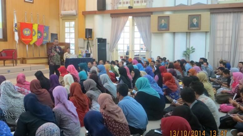 Sosialisasi Beasiswa LPDP di Universitas Negeri Yogyakarta