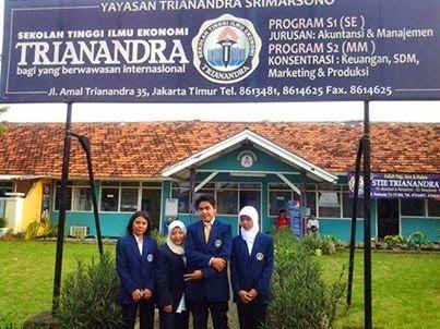 stie-trianandra